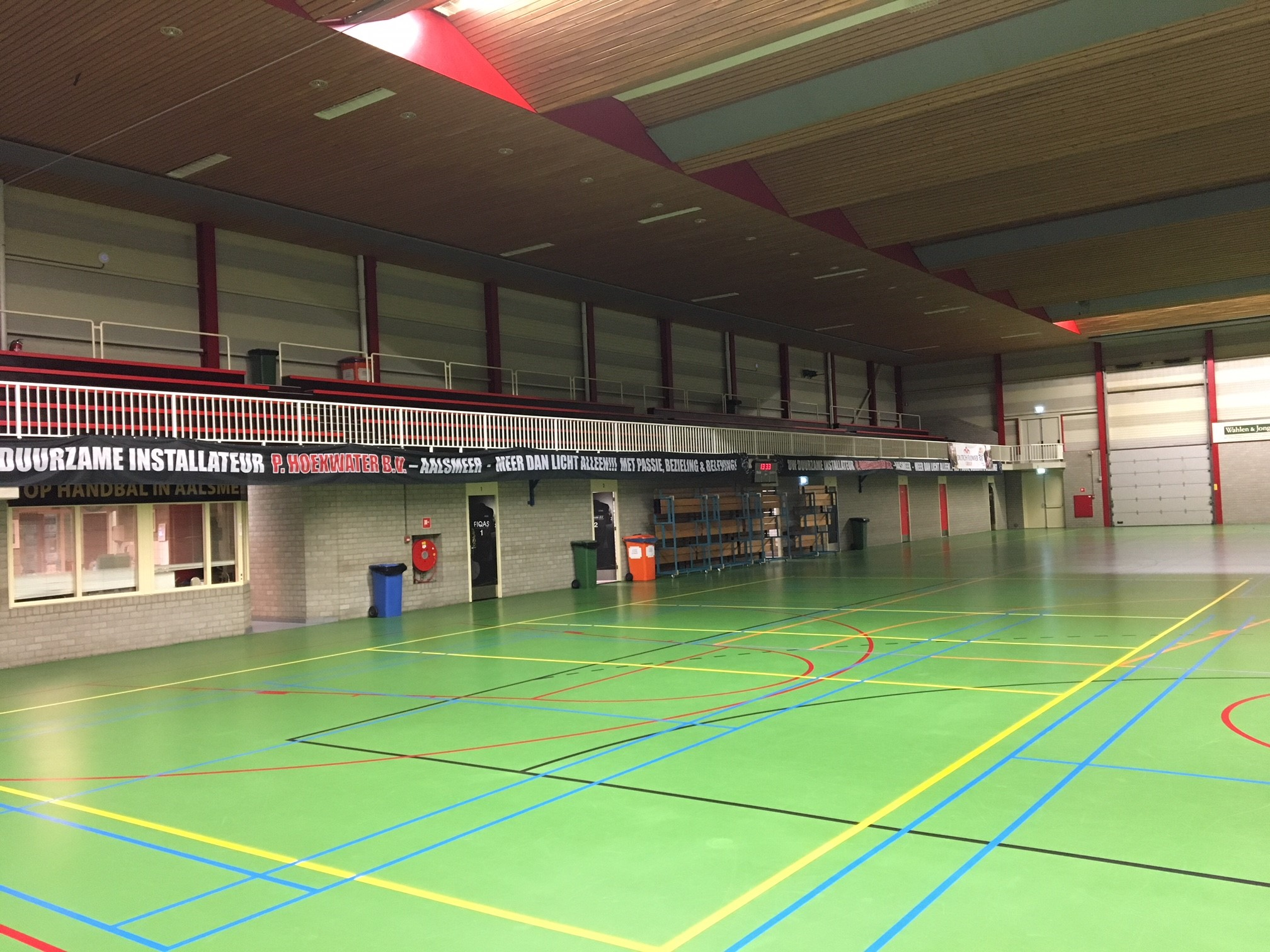 Sporthal De Bloemhof