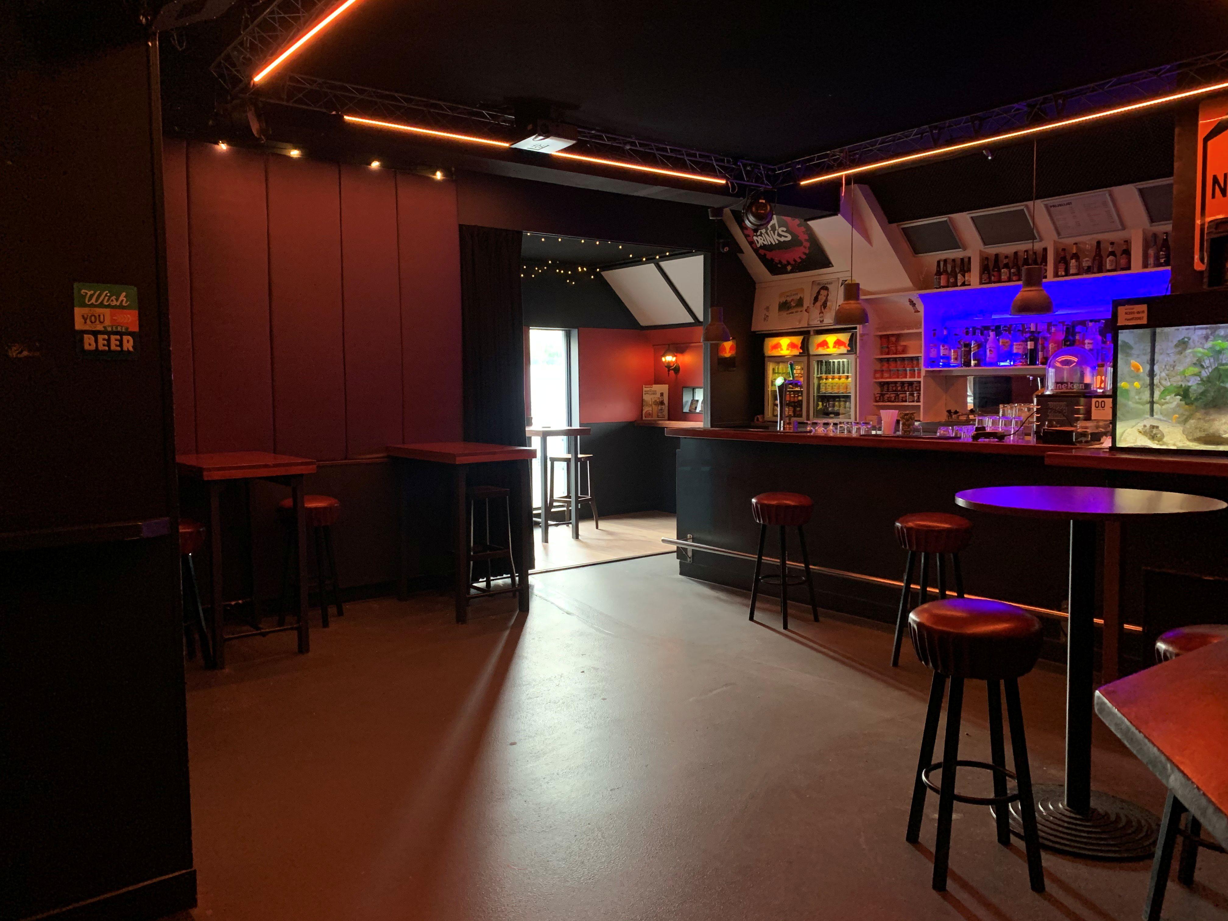 Club / Muziekcentrum N201 – Cafe/zaal