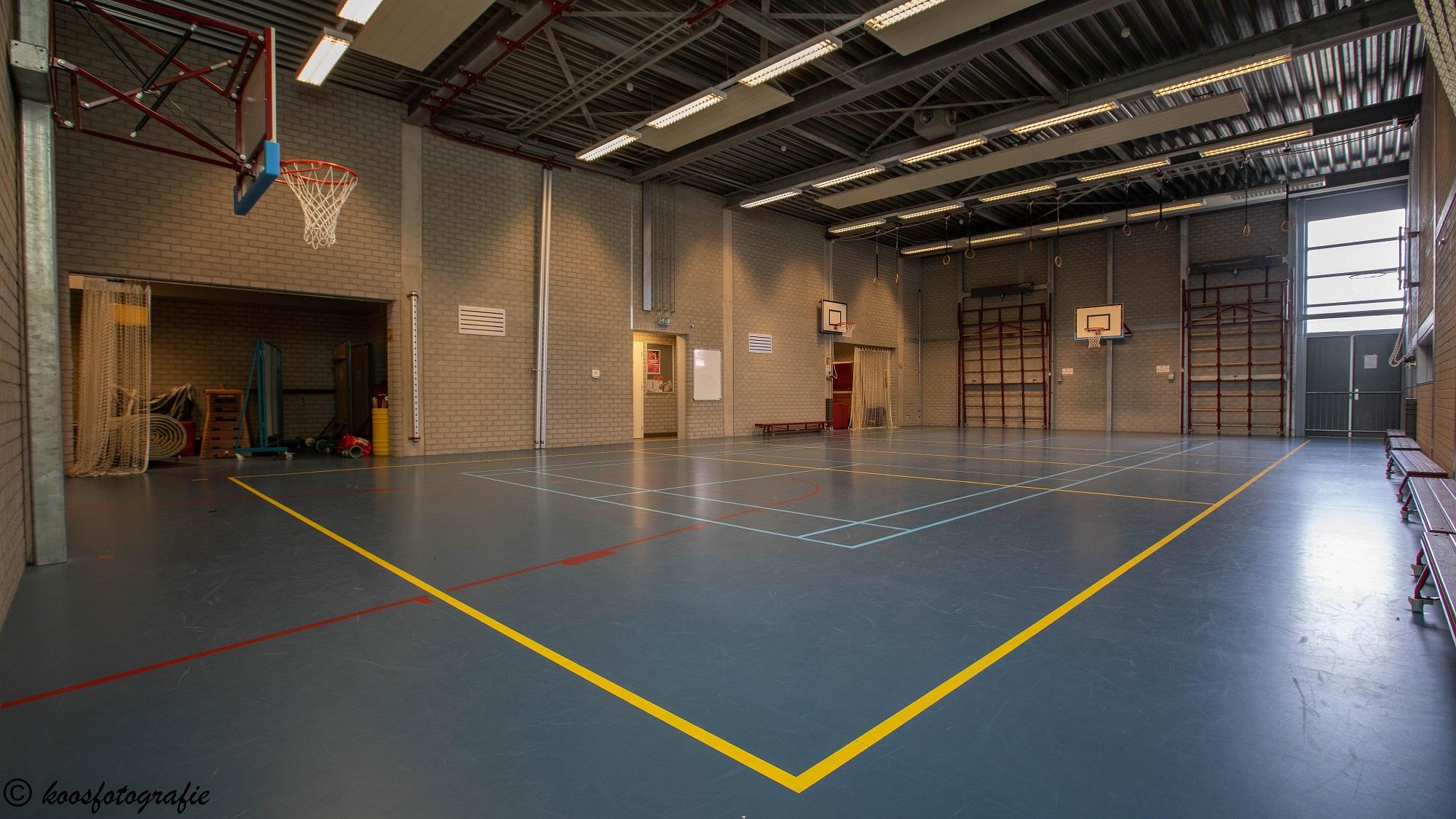 Gymzaal De Rietpluim
